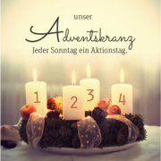 Facebook Adventskranz App