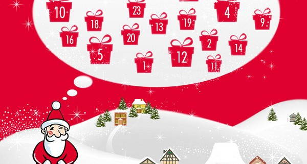 Der Adventskalender des InterCityHotels