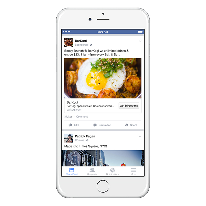 Erfolgreiche Facebook Local Awareness Ads in der Gastronomie